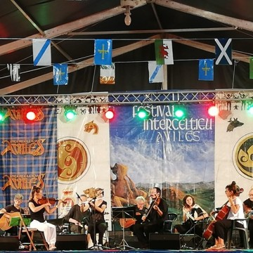 La Céltica en Avilés 2019